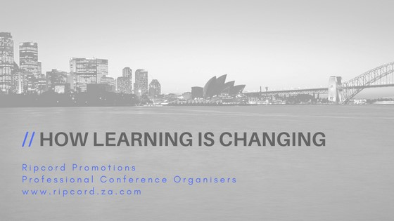 How learning is changing